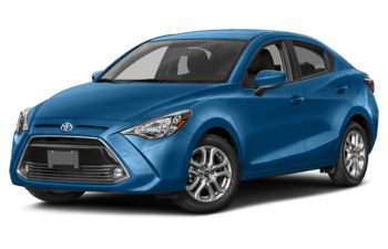 2018 Toyota Yaris - Intense Blue Metallic