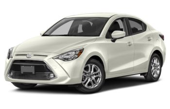 2018 Toyota Yaris - Vapour White (Clear)