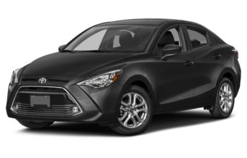 2018 Toyota Yaris - Stealth Black Metallic