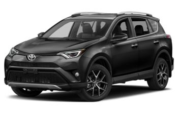 2017 Toyota RAV4 - Magnetic Grey Metallic