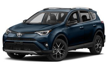 2017 Toyota RAV4 - Galactic Aqua Mica
