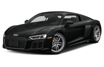 2018 Audi R8 - Mythos Black Metallic