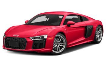 2018 Audi R8 - Dynamite Red