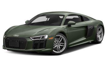 2018 Audi R8 - Camouflage Green Metallic