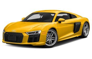 2018 Audi R8 - Vegas Yellow