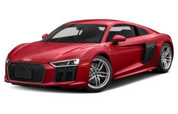 2018 Audi R8 - Tango Red Metallic