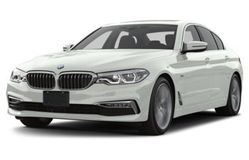 2017 BMW 530 - Alpine White