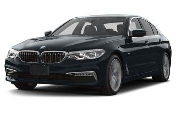 2017 BMW 530 - Carbon Black Metallic