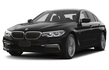 2017 BMW 530 - Black Sapphire Metallic