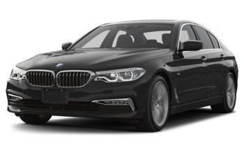 2017 BMW 530 - Dark Graphite Metallic