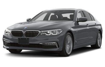 2017 BMW 530 - Bluestone Metallic