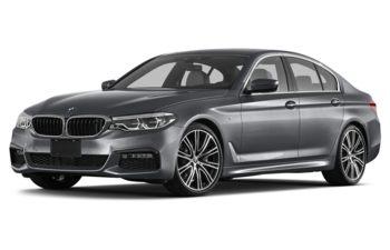 2017 BMW 540 - Bluestone Metallic