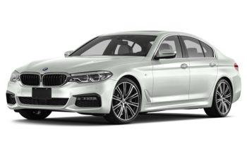 2017 BMW 540 - Alpine White