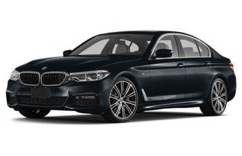 2017 BMW 540 - Carbon Black Metallic