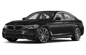2017 BMW 540 - Black Sapphire Metallic