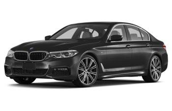 2017 BMW 540 - Dark Graphite Metallic