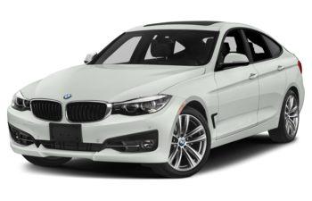 2018 BMW 330 Gran Turismo - Alpine White
