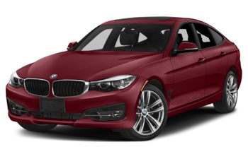 2017 BMW 330 Gran Turismo - Melbourne Red Metallic