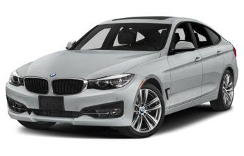 2018 BMW 330 Gran Turismo - Glacier Silver Metallic