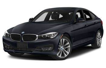 2017 BMW 330 Gran Turismo - Imperial Blue Metallic