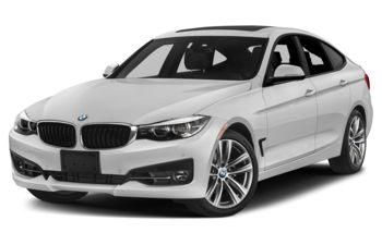 2018 BMW 330 Gran Turismo - Mineral White Metallic
