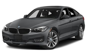 2017 BMW 330 Gran Turismo - Mineral Grey Metallic