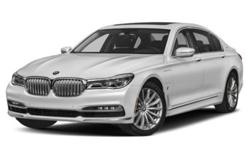 2019 BMW 740Le - Mineral White Metallic