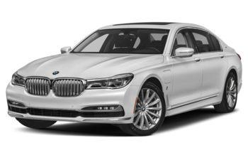 2018 BMW 740Le - Mineral White Metallic