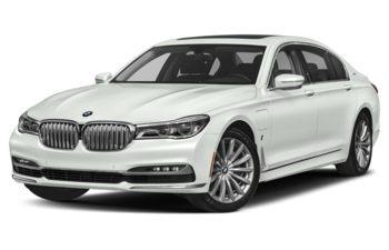 2018 BMW 740Le - Alpine White
