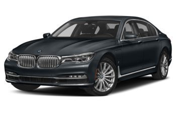 2019 BMW 740Le - Carbon Black Metallic