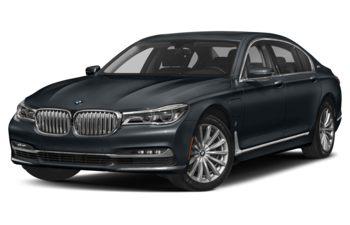 2018 BMW 740Le - Carbon Black Metallic