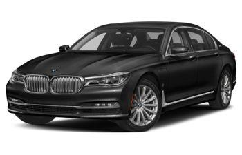 2019 BMW 740Le - Black Sapphire Metallic