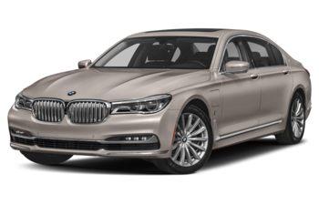 2018 BMW 740Le - Cashmere Silver Metallic