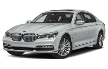 2019 BMW 740Le - Glacier Silver Metallic