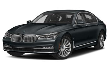 2019 BMW 740Le - Singapore Grey Metallic
