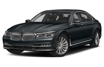 2018 BMW 740Le - Singapore Grey Metallic