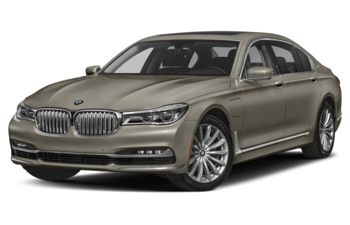 2019 BMW 740Le - Magellan Grey Metallic
