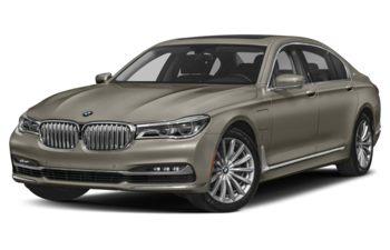 2018 BMW 740Le - Magellan Grey Metallic