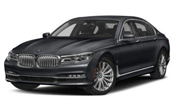2018 BMW 740Le - Arctic Grey Metallic