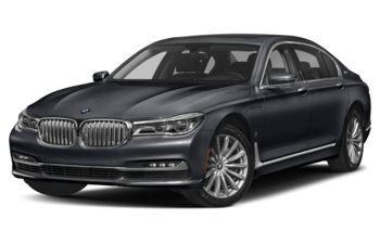 2019 BMW 740Le - Azurite Black Metallic