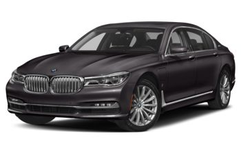 2019 BMW 740Le - Ruby Black Metallic