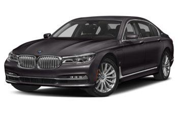 2018 BMW 740Le - Ruby Black Metallic