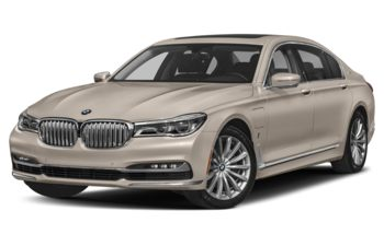 2019 BMW 740Le - Moonstone Metallic