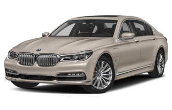 2018 BMW 740Le - Moonstone Metallic