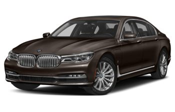 2018 BMW 740Le - Almandine Brown Metallic