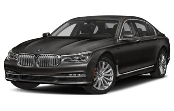 2019 BMW 740Le - Frozen Dark Brown