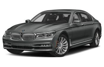 2018 BMW 740Le - Frozen Grey