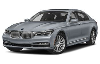 2019 BMW 740Le - Pure Metal Silver