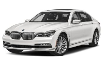 2019 BMW 740Le - Brilliant White Metallic