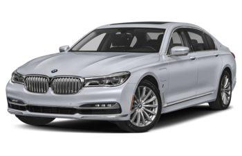 2018 BMW 740Le - Frozen Silver